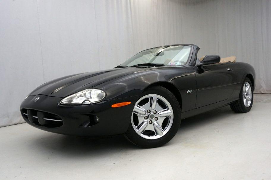 No Reserve: 20k-Mile 1998 Jaguar XK8