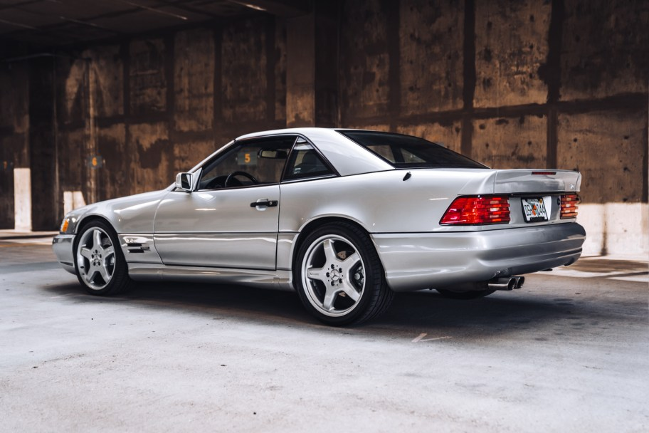 1998 Mercedes-Benz SL600 RENNtech SL74