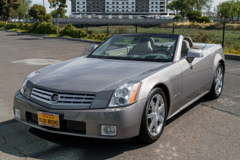 No Reserve: 31k-Mile 2004 Cadillac XLR