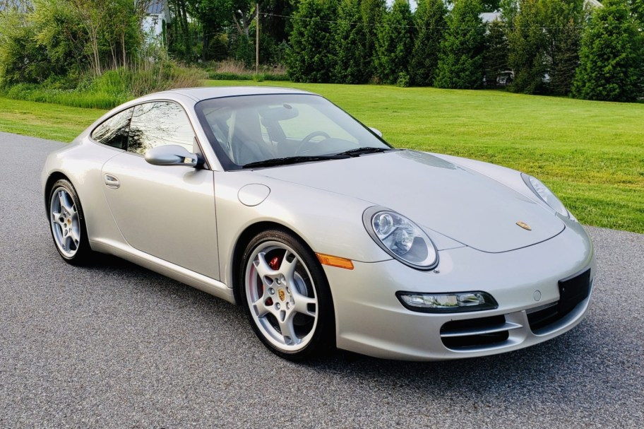 2007 Porsche 911 Carrera S Coupe 6-Speed