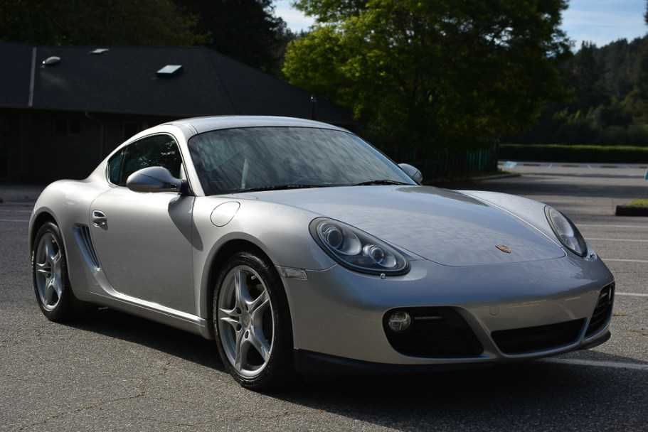 2011 Porsche Cayman 6-Speed