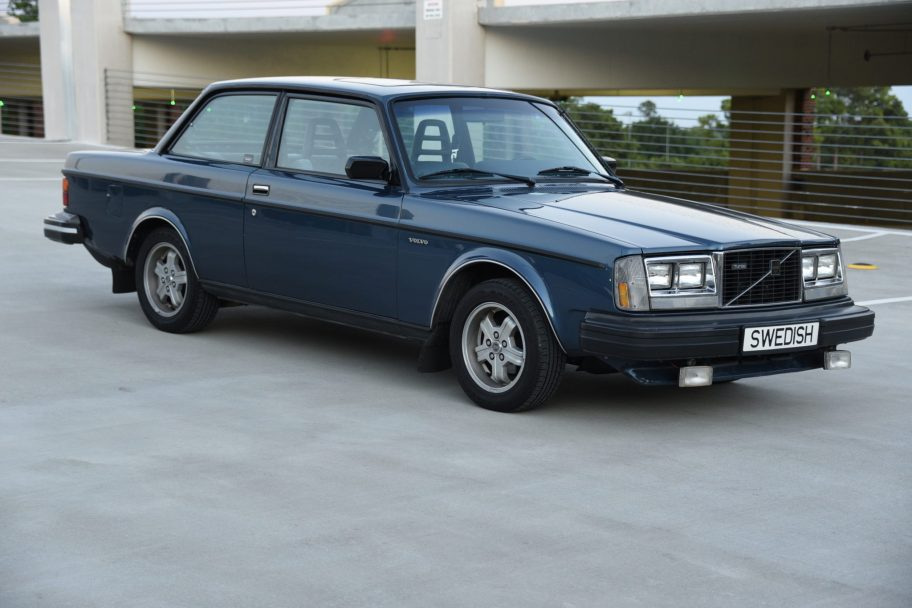 No Reserve: 1983 Volvo 242 Turbo 4-Speed