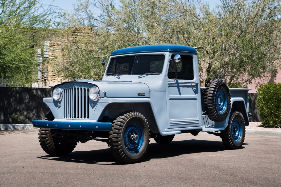 1947 Willys Jeep Truck 4x4