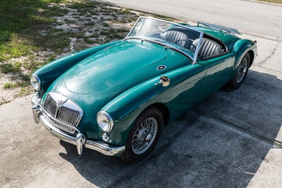 No Reserve: 1958 MG MGA Mk 1