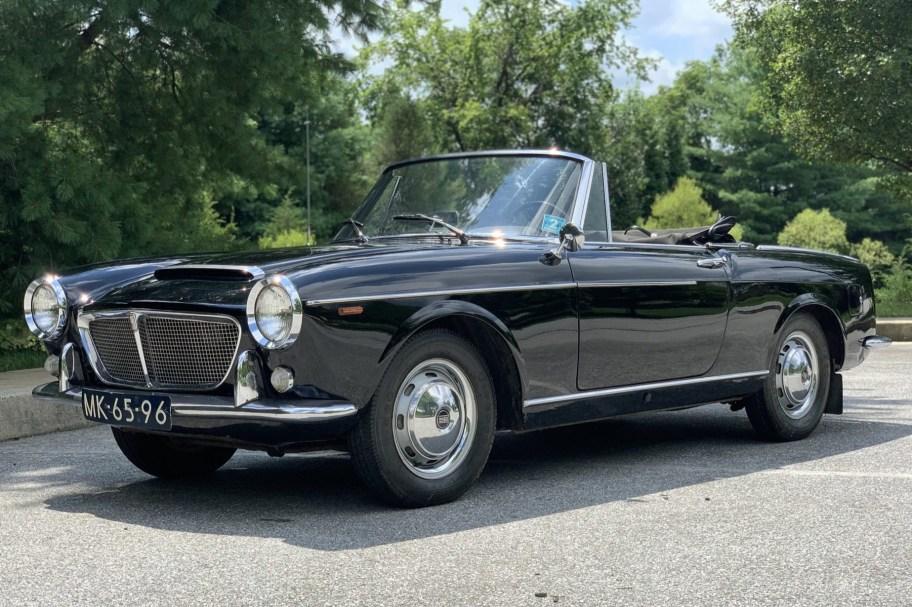 1963 Fiat 1200 Cabriolet