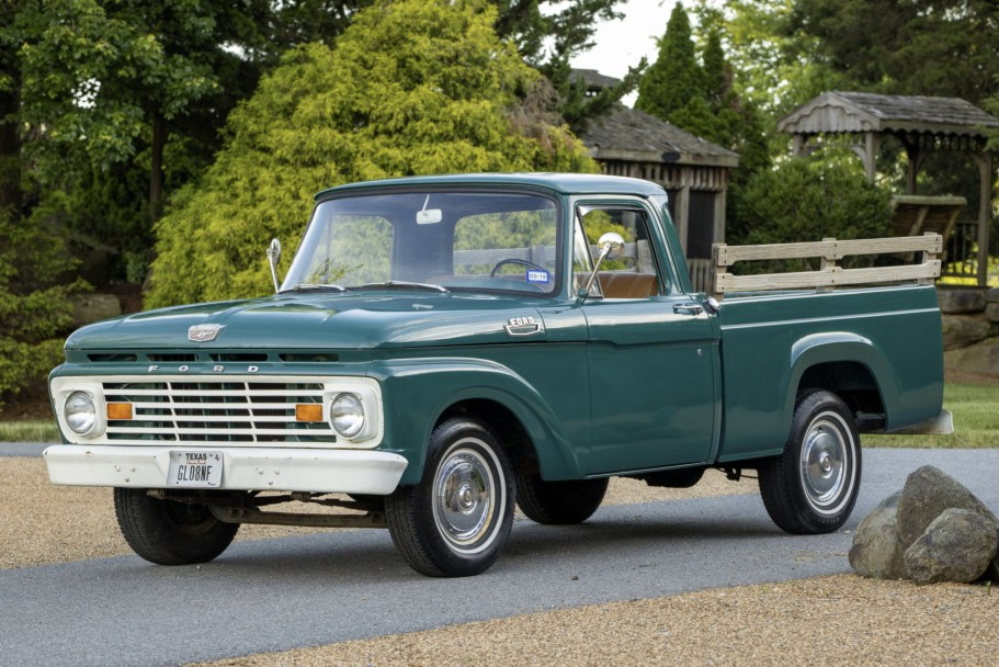 1963 Ford F-100 3-Speed