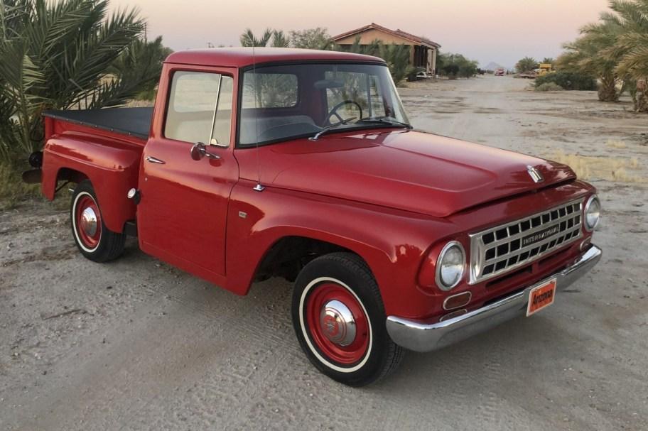 No Reserve: 1963 International Harvester C900