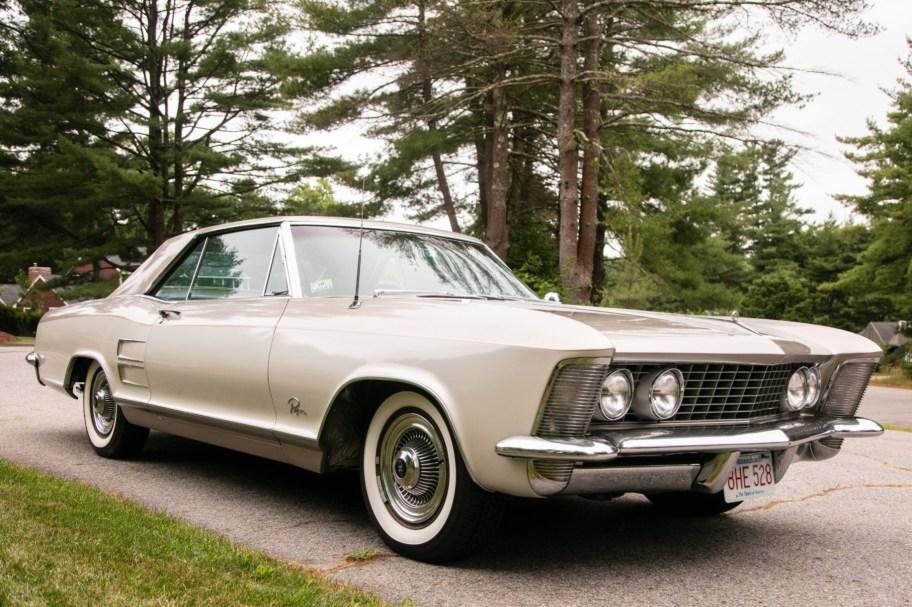 No Reserve: 1964 Buick Riviera