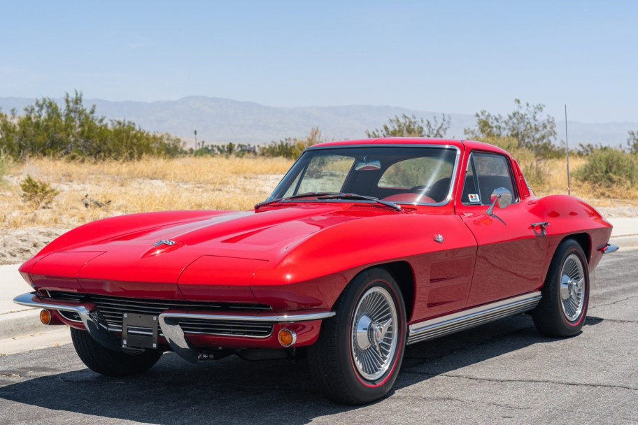 1964 Chevrolet Corvette 4-Speed