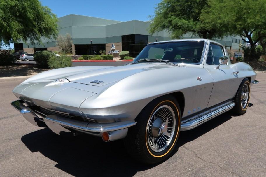1966 Chevrolet Corvette Coupe 327/300 4-Speed
