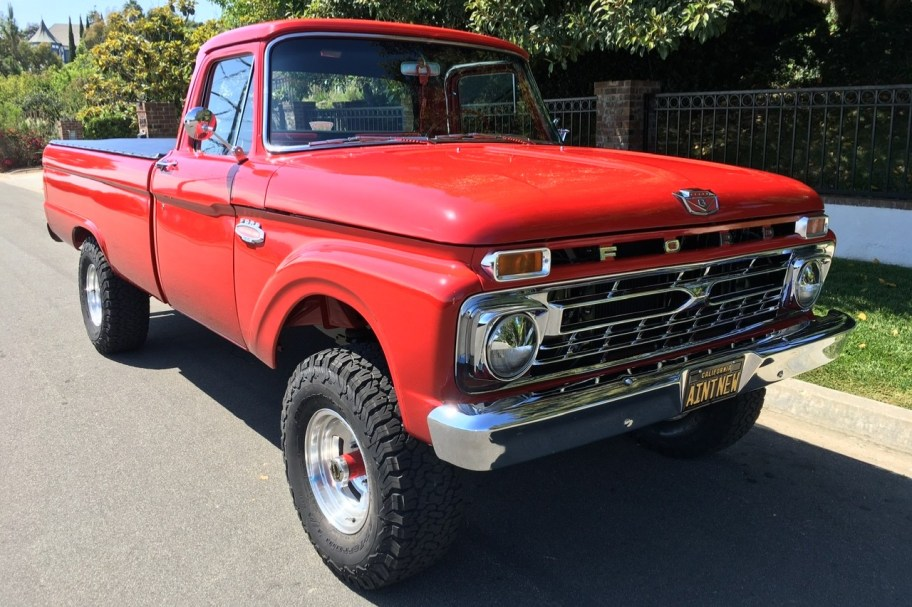 1966 Ford F-100 4x4