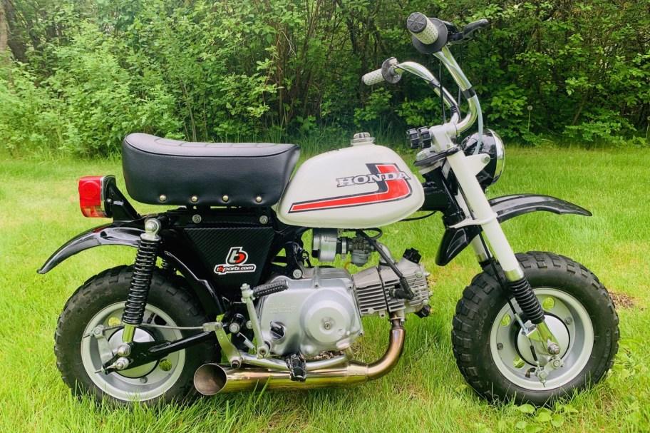 No Reserve: Modified 1973 Honda Z50A