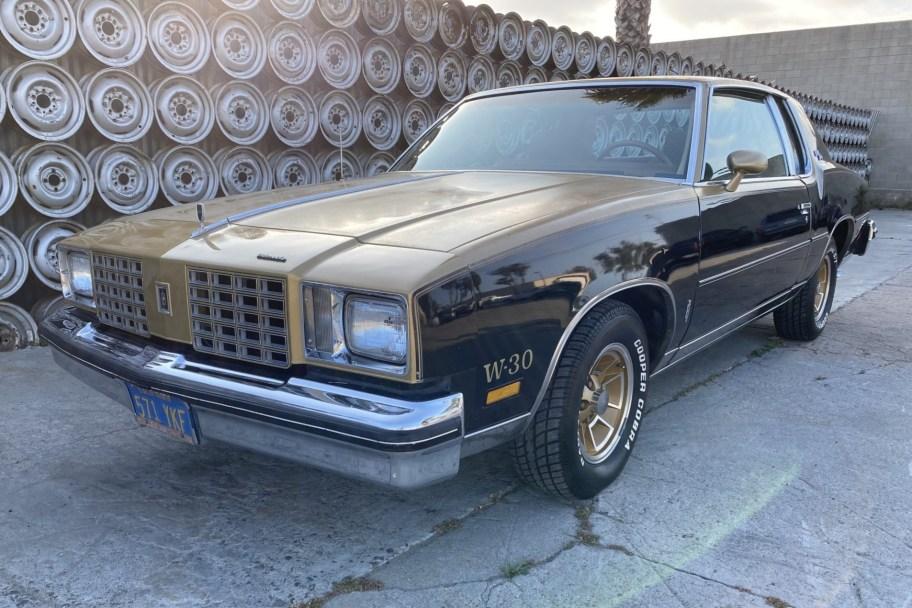 No Reserve: 1979 Oldsmobile Hurst/Olds W30