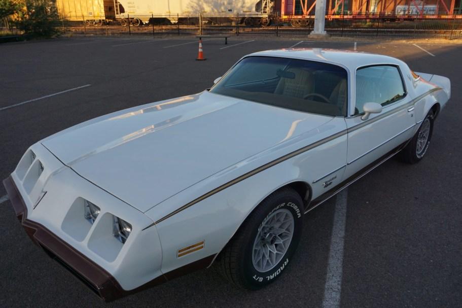 No Reserve: 1980 Pontiac Firebird Esprit