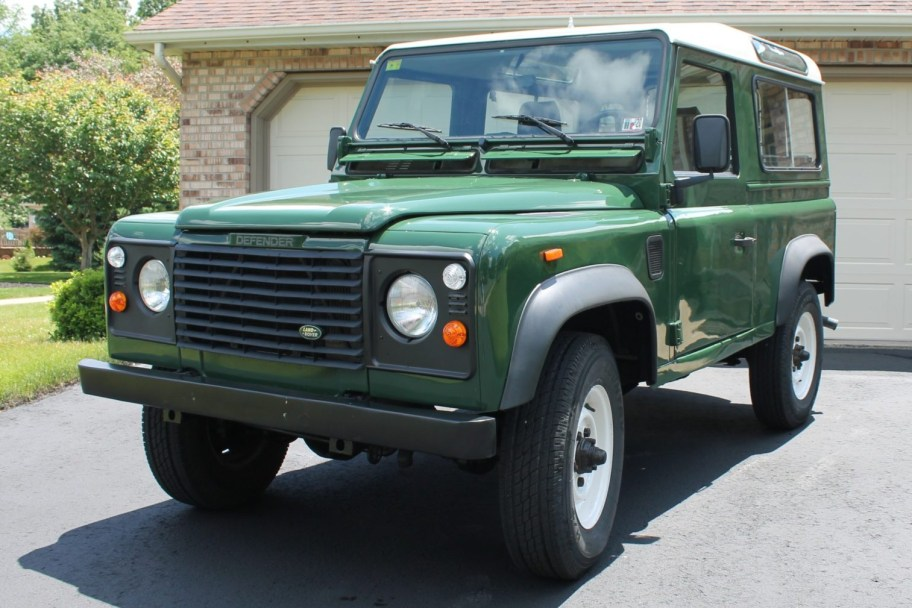 1991 Land Rover Defender 90 200Tdi 5-Speed