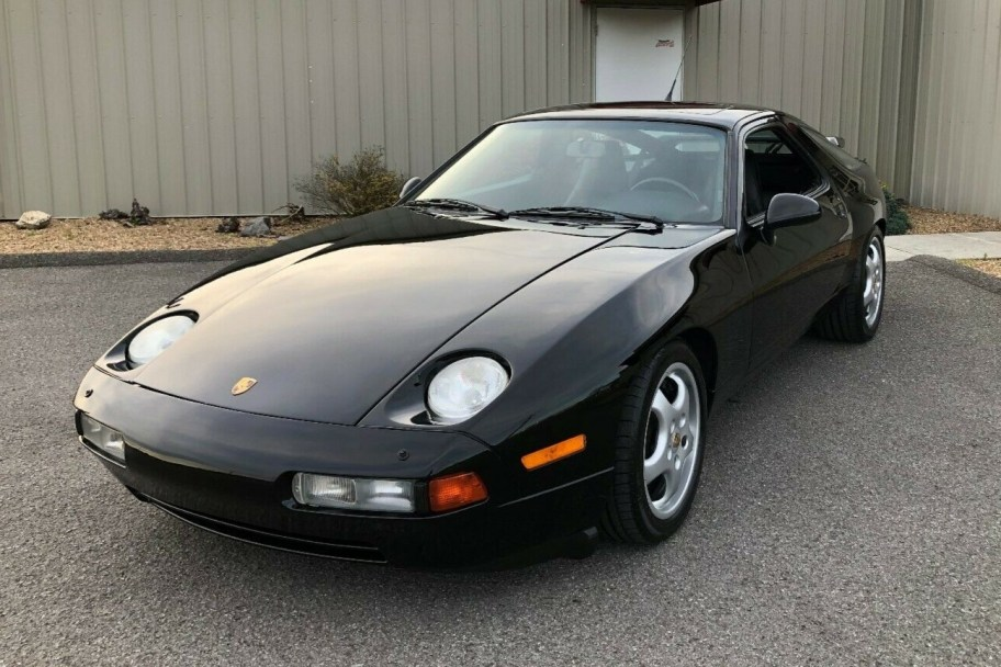 49k-Mile 1993 Porsche 928 GTS 5-Speed