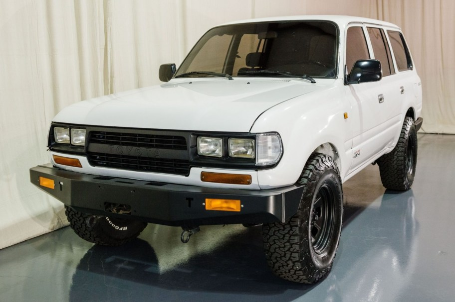 1993 Toyota Land Cruiser FZJ80 5-Speed