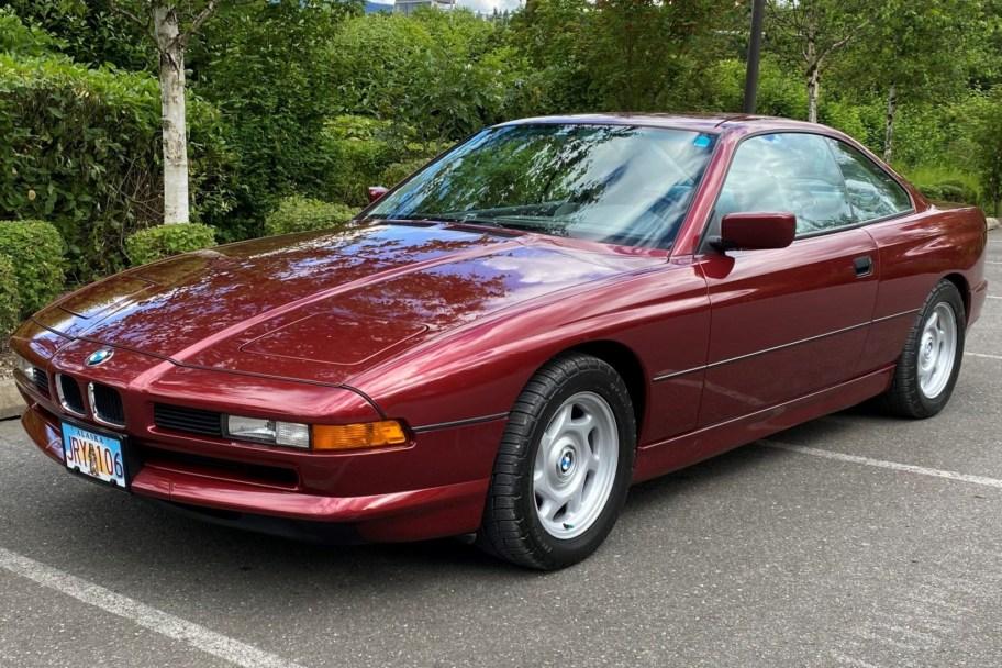 No Reserve: 22k-Mile 1994 BMW 840Ci