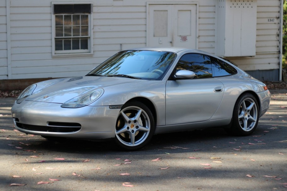 No Reserve: 1999 Porsche 911 Carrera 4 Coupe 6-Speed
