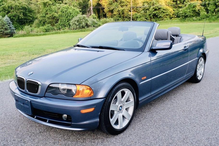 No Reserve: 2000 BMW 323Ci Convertible 5-Speed