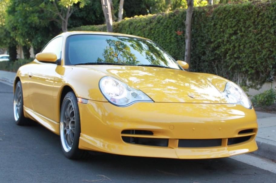 40k-Mile 2003 Porsche 911 Carrera Coupe 6-Speed