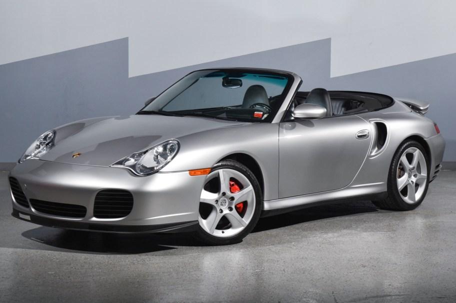 33k-Mile 2004 Porsche 911 Turbo Cabriolet