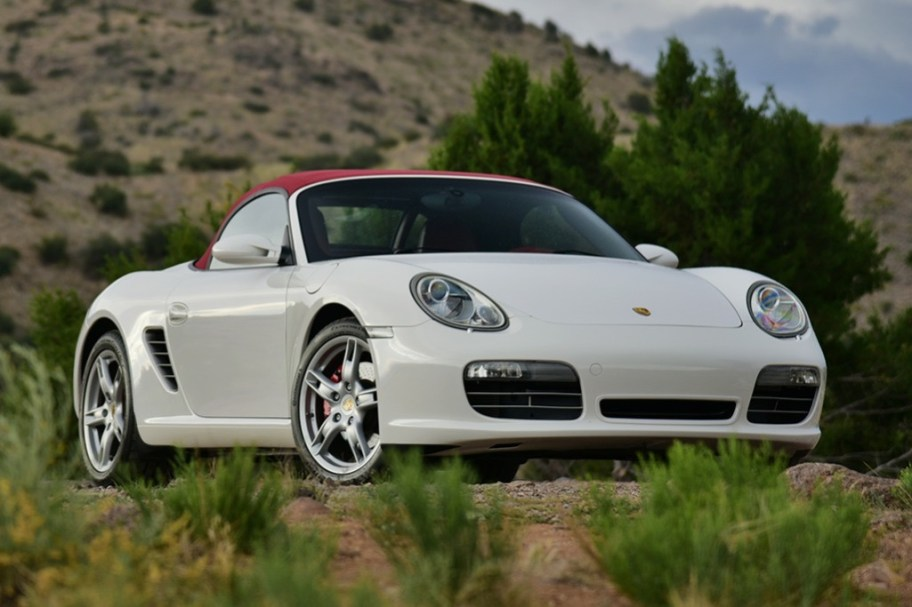 2008 Porsche Boxster S 6-Speed