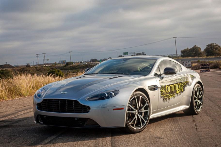 2014 Aston Martin V8 Vantage S Centenary Edition 6-Speed