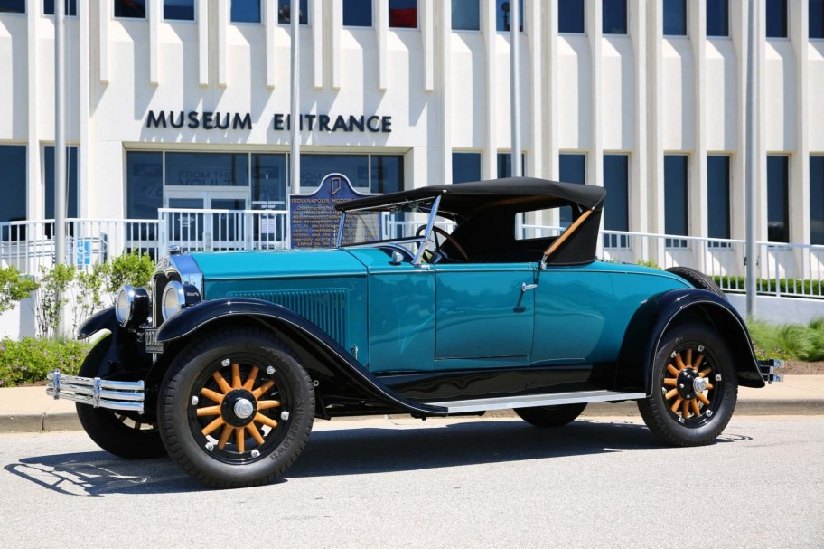 1928 Buick Master Six 28-54 Roadster