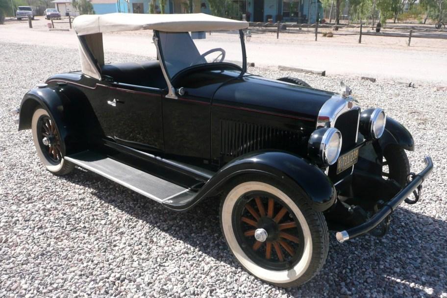 1928 Pontiac Series 6-27 Sport Roadster