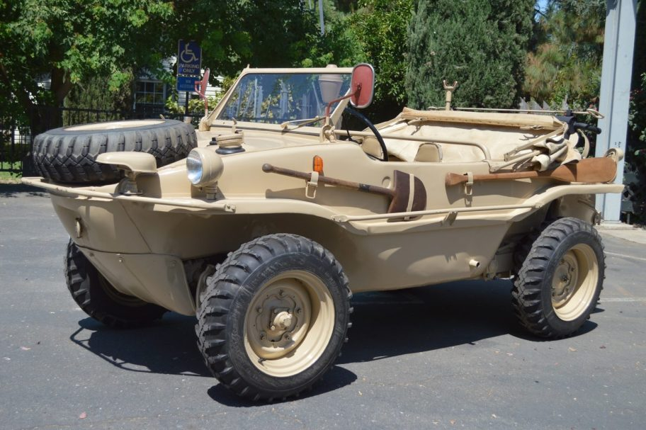 1944 Volkswagen Type 166 Schwimmwagen