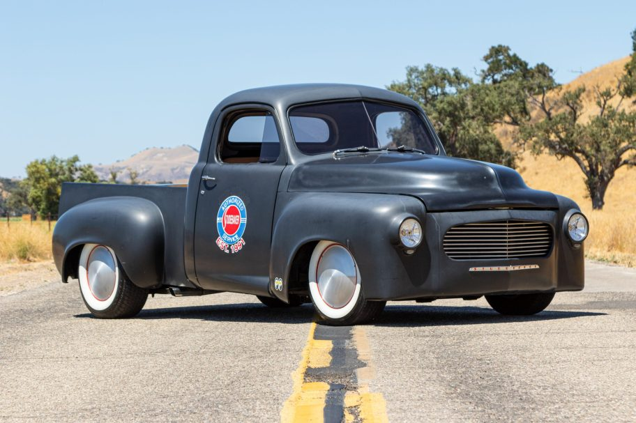 Modified 1949 Studebaker 2R5 1/2-Ton Pickup