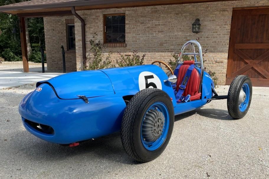 1954 Deutsch-Bonnet Monomill Race Car