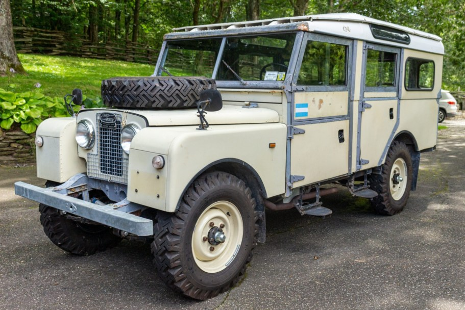 1958 Land Rover 107 Series I 4x4