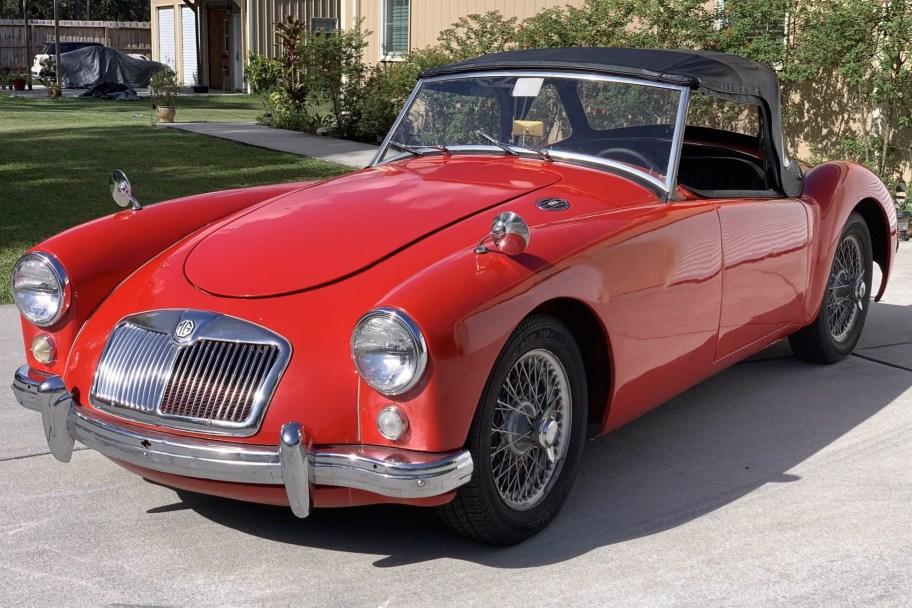 1958 MG MGA Roadster 1.8L