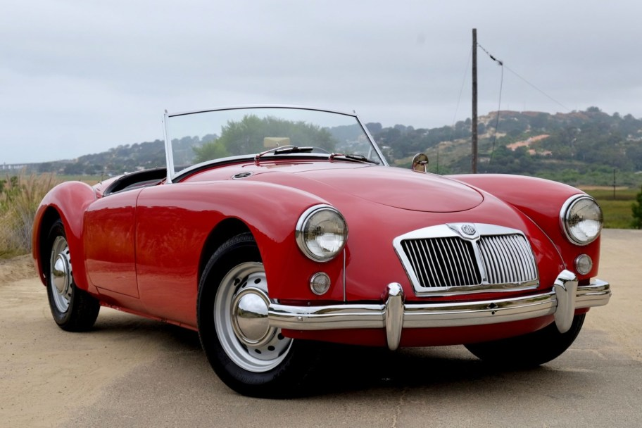 1.6L-Powered 1958 MG MGA Roadster Mk 1