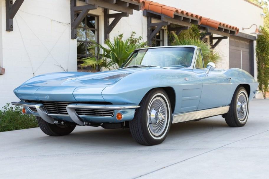 1963 Chevrolet Corvette Convertible 327/340 4-Speed