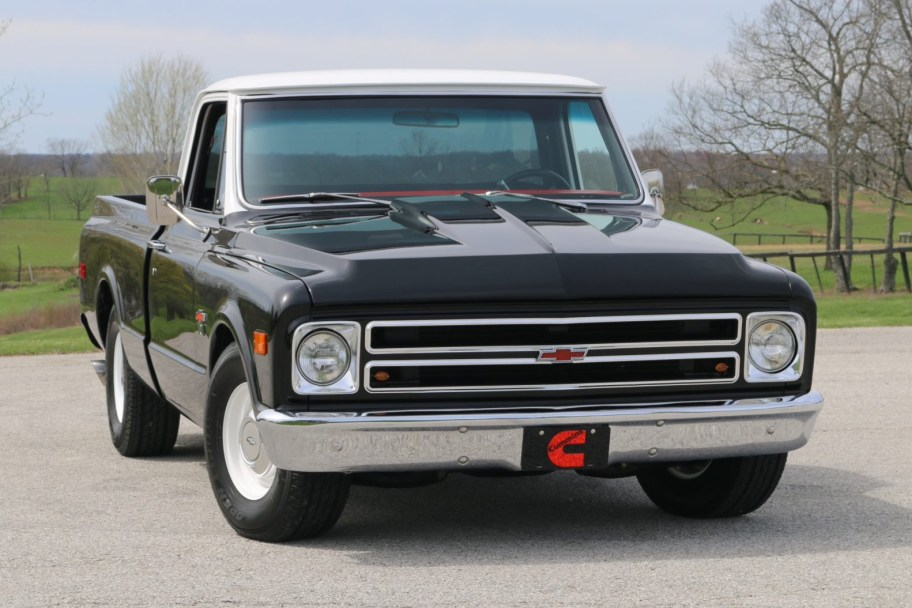 Cummins 4BT-Powered 1971 GMC Pickup