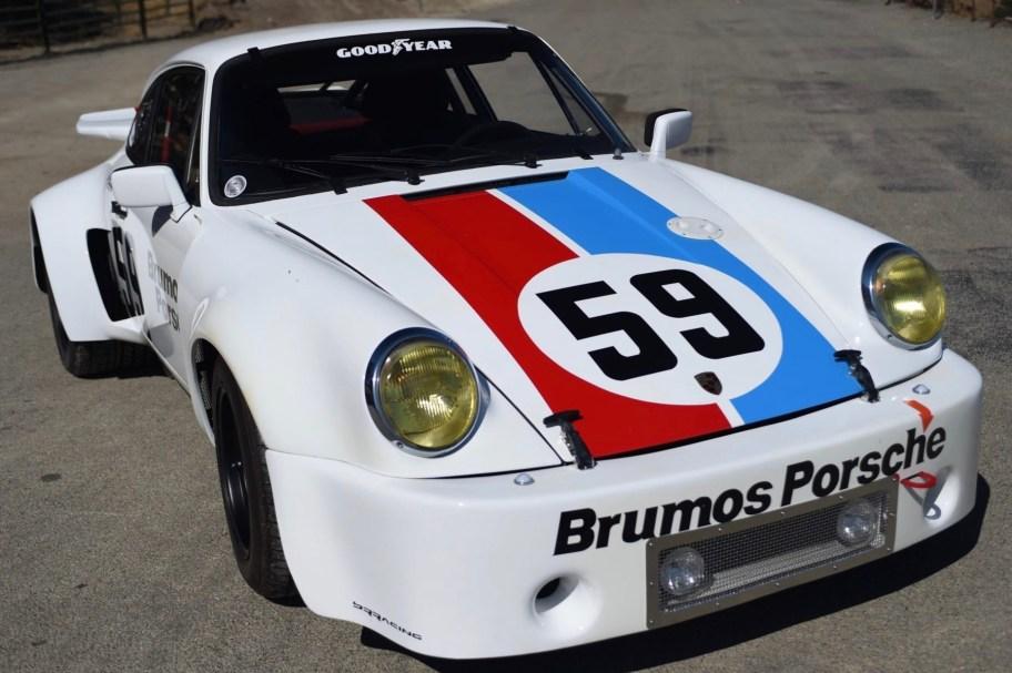 Modified 1968 Porsche 911S 3.2L 5-Speed