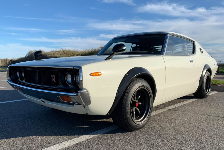 Modified 1973 Datsun 240K