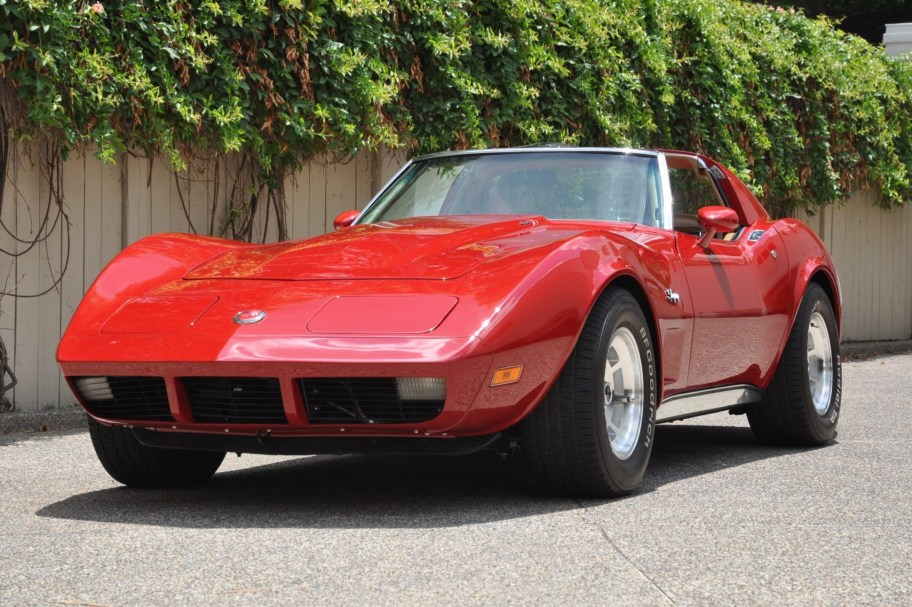 1974 Chevrolet Corvette 489ci 5-Speed