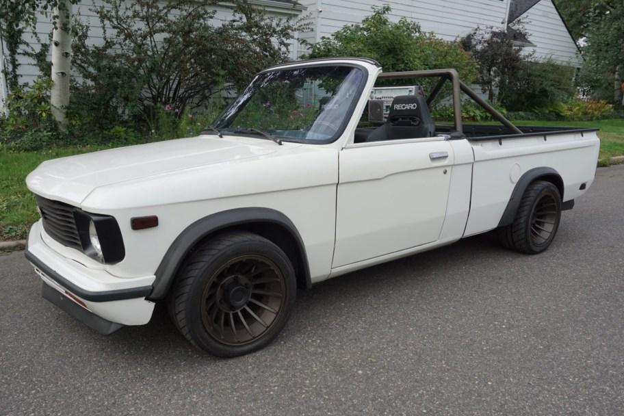 No Reserve: Custom 1978 Chevrolet LUV