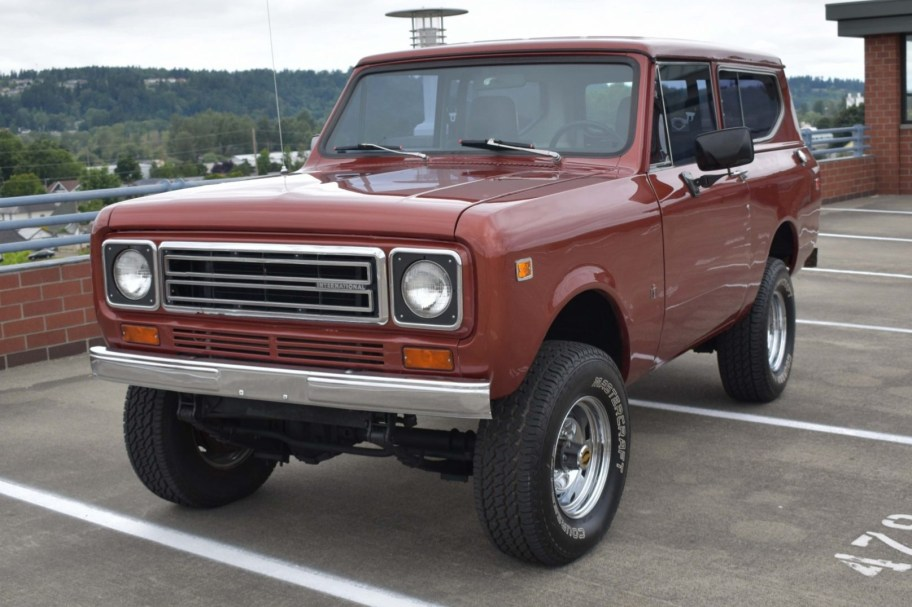 1979 International Harvester Scout II 345ci