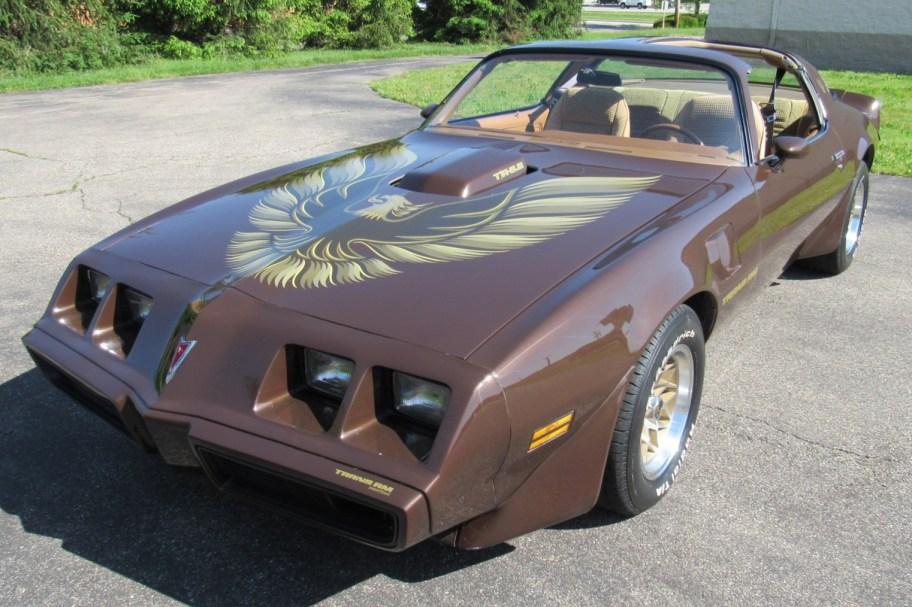 1979 Pontiac Trans Am 400 4-Speed