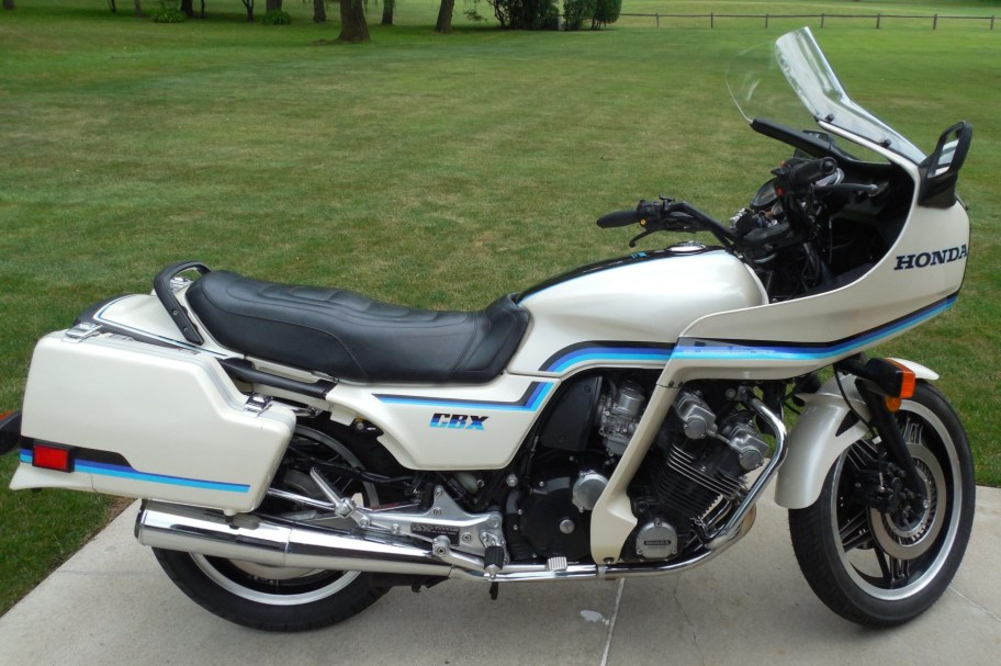 1982 Honda CBX Supersport