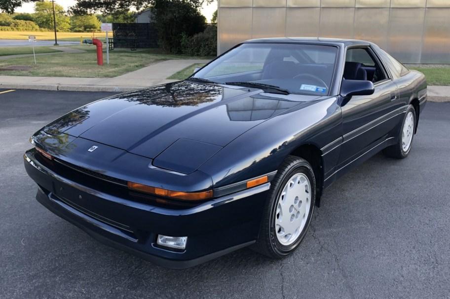 No Reserve: 1987 Toyota Supra