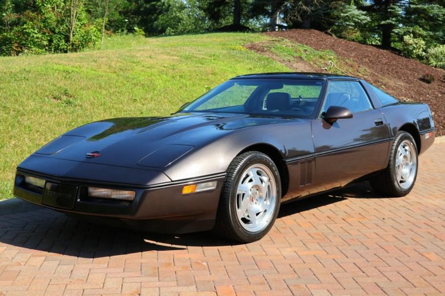 No Reserve: 16k-Mile 1990 Chevrolet Corvette