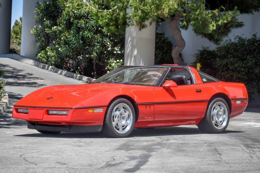 19k-Mile 1990 Chevrolet Corvette ZR-1