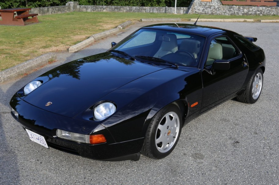 1991 Porsche 928 S4 Factory Widebody