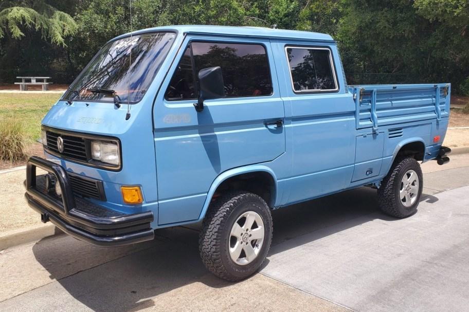 1991 Volkswagen Doka Transporter Syncro